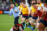 Rugby Union - 2019 Rugby World Cup - Final: England vs. South Africa<br /> <br /> Eddie Jones head coach of England  at International Stadium, Yokohama.<br /> <br /> COLORSPORT/LYNNE CAMERON