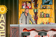 ROTTERDAM, THE NETHERLANDS. 2017, AUGUST 29. Ron Brandsteder at the press conference of De Oase Bar geeft een Feestje at Walhalla.