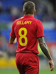 Craig Bellamy of Wales (Cardiff City)  - Photo mandatory by-line: Joe Meredith/JMP - Tel: Mobile: 07966 386802 14/08/2013 - SPORT - FOOTBALL - Cardiff City Stadium - Cardiff -  Wales V Republic of Ireland - International Friendly