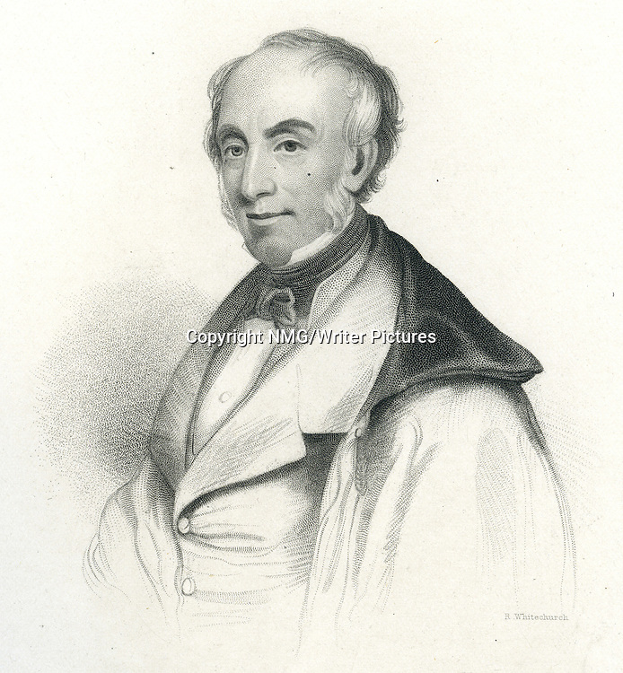 William Wordsworth, Englsh romantic poet<br /> <br /> Copyright NMG/Writer Pictures<br /> WORLD RIGHTS