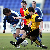 St Johnstone v Partick Thistle..22.01.05<br />