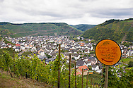 Europe, Germany, Rhineland-Palatinate, Eifel region, the village Dernau at the river Ahr.<br /> <br /> Europa, Deutschland, Rheinland-Pfalz, Eifel, die Ortschaft Dernau an der Ahr.