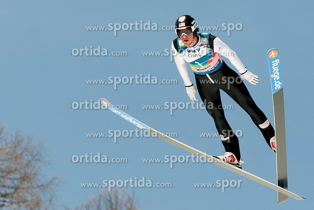 JOHNSON Anders of USA during the Flying Hill Team Event at 3rd day of FIS Ski Jumping World Cup Finals Planica 2013, on March 23, 2013, in Planica, Slovenia. (Photo by Urban Urbanc / Sportida.com)