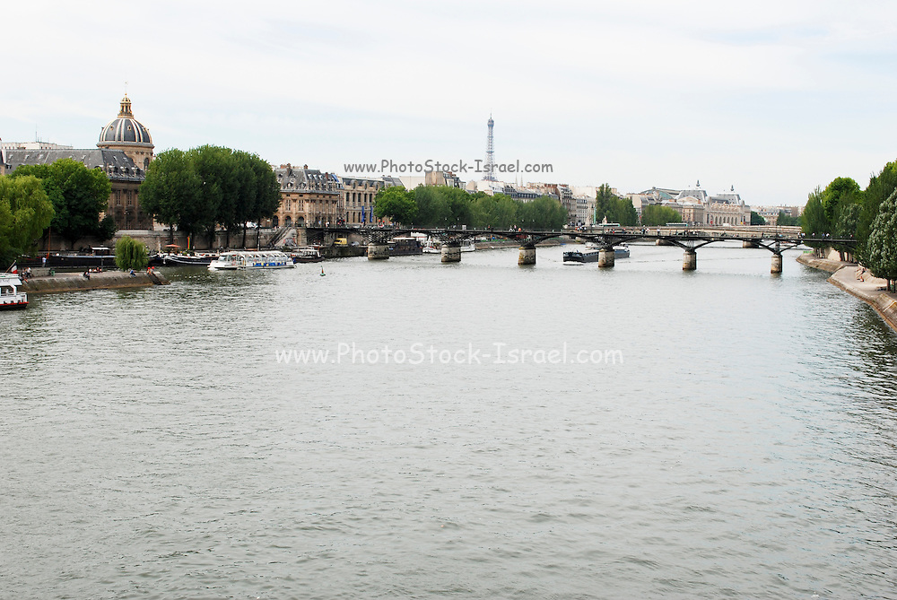 France, Paris, the River Seine