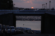 Sao Luis_MA, Brasil.<br /> <br /> Na foto, por do sol visto do Centro Historico de Sao Luis, Maranhao.<br /> <br /> The sunset in historical center of Sao Luis, Maranhao.<br /> <br /> Foto: LEO DRUMOND / NITRO