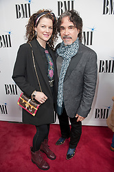 Nov. 13, 2018 - Nashville, Tennessee; USA - Musician JOHN OATES of the band Hall and Oates along with his wife attends the 66th Annual BMI Country Awards at BMI Building located in Nashville.   Copyright 2018 Jason Moore. (Credit Image: © Jason Moore/ZUMA Wire)