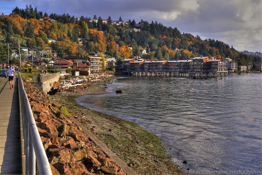 Condominium on Stilts, West Seattle