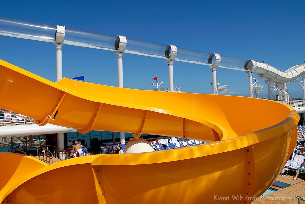 Disney Fantasy Cruise Kids Water Slide
