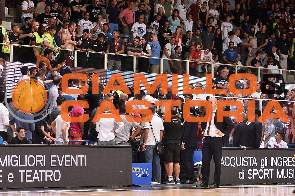 Dolomiti Energia Aquila Basket Trento - Umana Reyer Venezia<br /> Playoff Gara 3<br /> Lega Basket 2016/2017<br /> Trento 14/06/2017<br /> Foto Ciamillo-Castoria