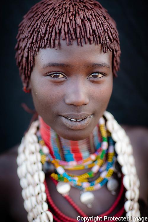 Hamer Women, Omo Valley, Ethiopia