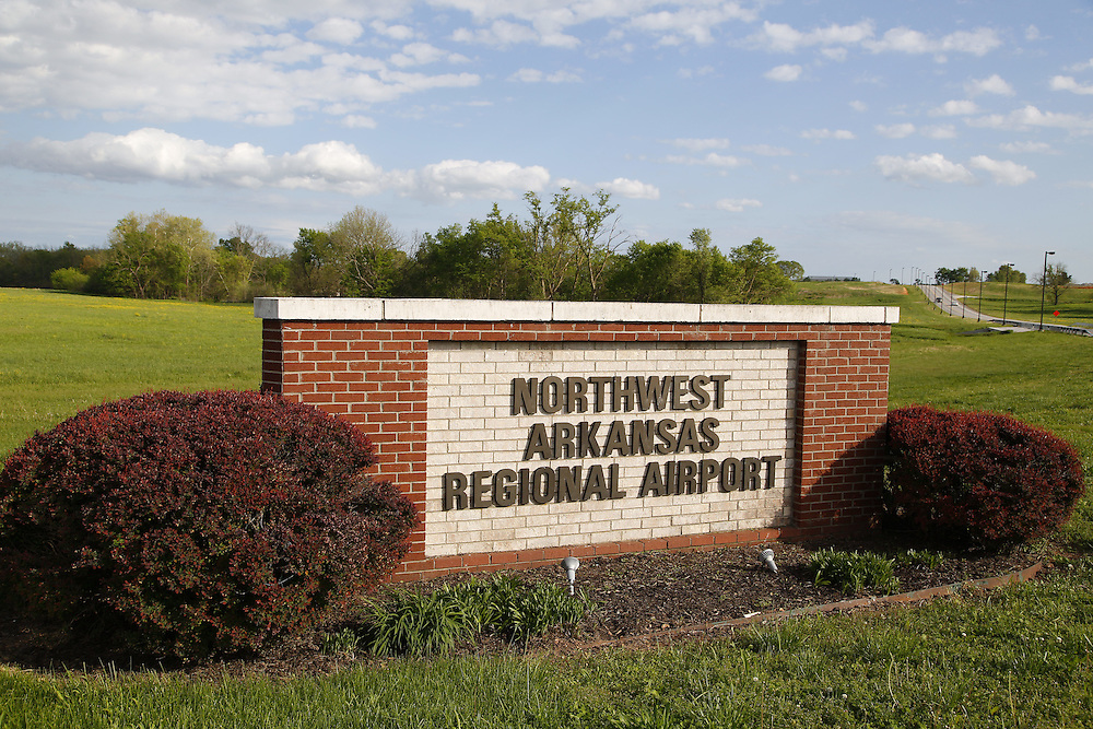XNA, airport, Arkansas, Northwest Arkansas, Highfill, Bentonville, Fayetteville, Rogers,