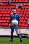 12.09.2009, Ratina, Tampere, Finland..Veikkausliiga 2009 - Finnish League 2009.Tampere United - IFK Mariehamn.Ilari Ruuth - TamU.©Juha Tamminen.