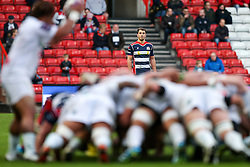 Jack Wallace of Bristol Rugby looks on - Rogan Thomson/JMP - 11/12/2016 - RUGBY UNION - Ashton Gate Stadium - Bristol, England - Bristol Rugby v Pau - European Rugby Challenge Cup.