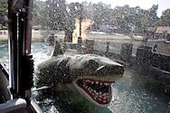 US-LOS ANGELES:  Jaws at Universal Studios. PHOTO: GERRIT DE HEUS