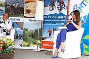 Barbara Pedrotti<br /> Raduno Nazionale Maschile Senior<br /> Raduno Giorno 6<br /> Conferenza Stampa<br /> Folgaria 27/07/2017<br /> Foto Ciamillo-Castoria/ A.Gilardi