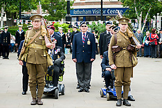 Rotherham Armed Forces Day 2015