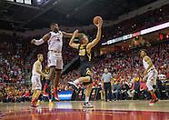 20160128 NCAAB Iowa v Maryland