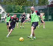 Dundee&rsquo;s Gary Harkins - Day 2 of Dundee FC pre-season training camp in Obertraun, Austria<br /> <br />  - &copy; David Young - www.davidyoungphoto.co.uk - email: davidyoungphoto@gmail.com