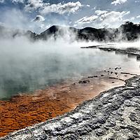 Wai-O-Tapu Thermal Wonderland<br /> New Zealand