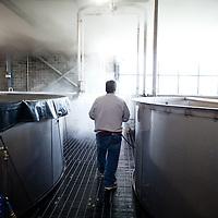 Wild Turkey Fermenting Room