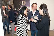 MARY BOONE; DAVID SALLE; MAUREEN PALEY David Salle private view at the Maureen Paley Gallery. 21 Herlad St. London. E2. <br /> <br />  , -DO NOT ARCHIVE-&copy; Copyright Photograph by Dafydd Jones. 248 Clapham Rd. London SW9 0PZ. Tel 0207 820 0771. www.dafjones.com.
