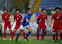 International Women's Friendly Matchs 2019 / <br /> Womens's Cyprus Cup Tournament 2019 - <br /> Korea DPR v Italy 3-3 aet ( GSZ Stadium - Larnaca,Cyprus ) - <br /> Barbara Bonansea of Italy