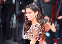 Venice, Italy, 31st August 2019, Sara Sampaio at the gala screening of the film Joker at the 76th Venice Film Festival, Sala Grande. Credit: Doreen Kennedy