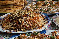 Traditional Afghan food