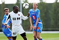 Fotball , 27. januar 2013 , Turnering<br /> La Manga<br /> Tromsø - Shanghai East Asia 1-2<br /> Ruben Kristiansen , TIL<br /> Dickson Dickson , Shanghai