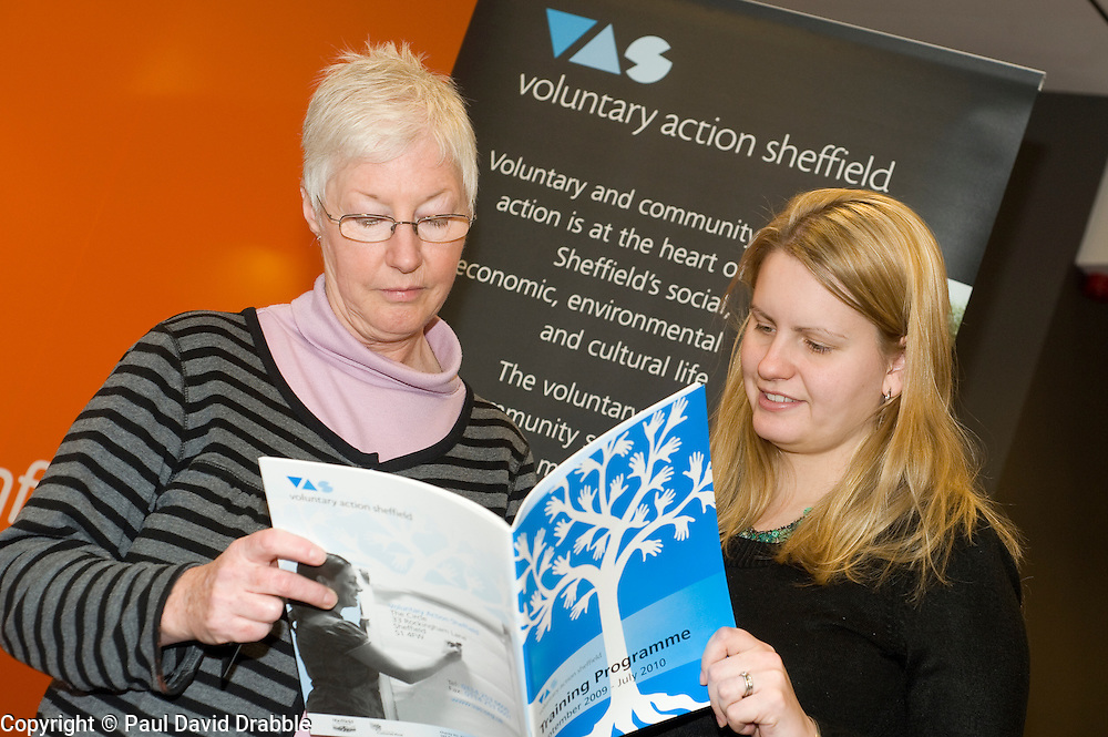 Voluntary Action Sheffield Case Study, Business Link Yorkshire helped VAS secure funding for training in the areas of Confidence and Assertiveness, Finance, Trainer Training and Sign Language.