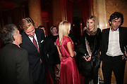 ROB HERSOV , DR. KATE JAMES and Kim Hersov, Cartier launches Inde Mysterieuse. Lancaster House, Stable yard. St. James's. London SW1. 19 September 2007. -DO NOT ARCHIVE-© Copyright Photograph by Dafydd Jones. 248 Clapham Rd. London SW9 0PZ. Tel 0207 820 0771. www.dafjones.com.
