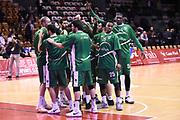 Sidigas Avellino<br /> Grissin Bon Reggio Emilia - Sidigas Avellino<br /> Lega Basket Serie A 2017/2018<br /> Reggio Emiali, 20/01/2018<br /> Foto Ciamillo - Castoria