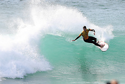 October 20, 2018 - Peniche, Portugal - Gabriel Medina of Brazil in action during the World Surf League MEO Rip Curl Pro Portugal, the 10th event of the WSL Men's Championship Tour, at the Supertubos beach in Peniche, Portugal, on October 20, 2018. (Credit Image: © Pedro Fiuza/NurPhoto via ZUMA Press)