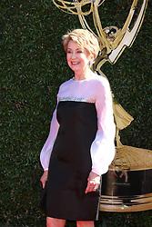 April 30, 2017 - Pasadena, CA, USA - LOS ANGELES - APR 30:  Jane Pauley at the 44th Daytime Emmy Awards - Arrivals at the Pasadena Civic Auditorium on April 30, 2017 in Pasadena, CA (Credit Image: © Kathy Hutchins/via ZUMA Wire via ZUMA Wire)