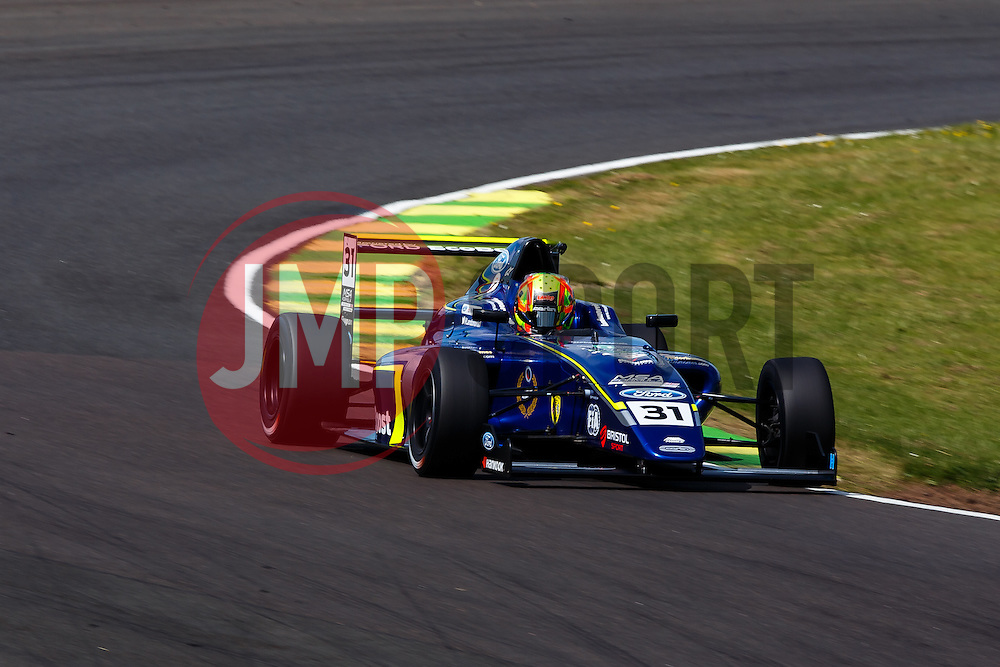 Lando Norris | #31 Carlin | MSA Formula Championship | Qualifying - Mandatory byline: Rogan Thomson/JMP - 07966 386802 - 27/06/2015 - SPORT - MOTORSPORT - North Yorkshire, England - Croft Circuit - BTCC Meeting Day 1.