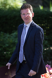 Downing Street, London, July 19th 2016. Attorney General Jeremy Wright arrives at the first full cabinet meeting since Prime Minister Theresa May took office.