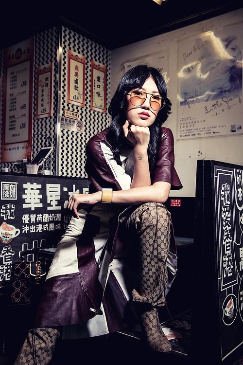 fashion editorial for Hong Kong Tatler JUL 2018.<br /> Photo By Moses Ng / MozImages