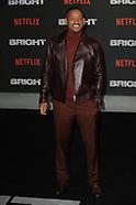 European Netflix premiere of Bright