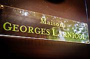 Georges Larnicol Chocolatier, Paris, France