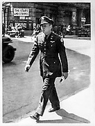 Lt. Warren Swenson in Rome, April, 1945.