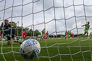 Forest Green Rovers Joseph Mills(23) takes a penalty and scores a goal 3-0 during the EFL Sky Bet League 2 match between Forest Green Rovers and Crawley Town at the New Lawn, Forest Green, United Kingdom on 5 October 2019.