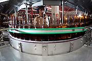 Sete Lagoas_MG, 14 de Maio de 2010..Revista Veja - Crescimento economico interno no Brasil - Cidades de medio porte..Na foto, a fabrica da AMBEV localizada na cidade..Foto: LEO DRUMOND / NITRO