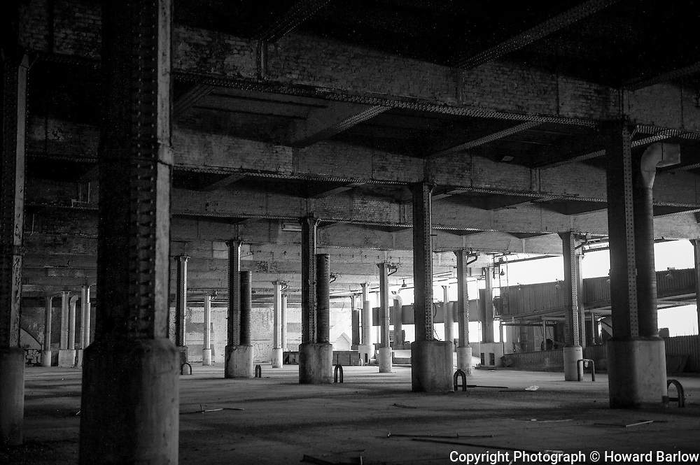 The Mayfield Depot, Manchester a former railway station next to Piccadilly Train Station. Opened in 1910 and closed in 1986. In November 2013  Mayfield has been granted permission for conversion of the station to an entertainment venue.