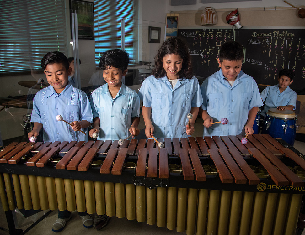 Crockett Elementary Fine Arts Program