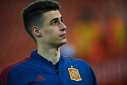 March 23, 2019 - Valencia, Valencia, Spain - Kepa Arrizabalaga of Spain during the 2020 UEFA European Championships group F qualifying match between Spain and Norway at Estadi de Mestalla on March 23, 2019 in Valencia, Spain. (Credit Image: © Jose Breton/NurPhoto via ZUMA Press)