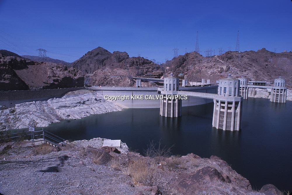 Hoover Dam , Las Vegas , Nevada , United States.