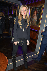 HOFIT GOLAN at the launch of MNKY HSE Restaurant, 10 Dover Street, London on 19th October 2016.
