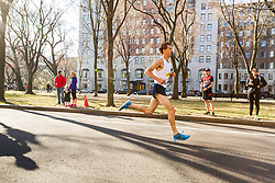 Boston Marathon: BAA 5K road race Brett Gotcher