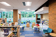 Middle Creek Library | Huffman Architects | Holly Springs, North Carolina