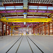 Industrial Infrastructure- Architectural Photography Example of Chip Allen's work.